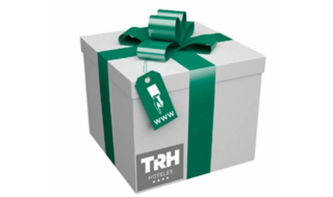 Official Website exclusive gift TRH Hotels