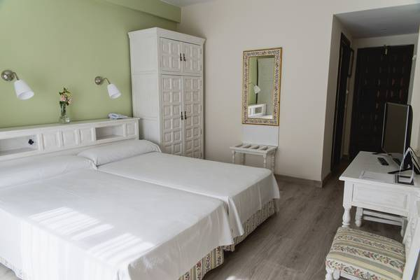 STANDARD ROOM FOR SINGLE USE TRH Mijas Hotel en Mijas